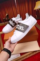Wholesale sandals size 5.5 resale online - 5 size fashion luxury scarpe designer mens women sandals shoes sneakers femmes espadrilles loafers