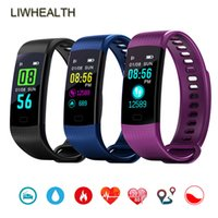 ingrosso xiaomi mi fit 4-Cheap Smart Colour Guarda Uomo Donna Bambini Reloj GPS intelligente APP Smartwatch Fit per Apple Xiaomi Samsung PK Mi Band 4/8 IWO