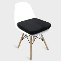 conforto de escritório venda por atacado-Confortável Cadeira Do Escritório Almofada Do Assento de Carro Anti-Slip Ortopédica Espuma Da Memória Almofada Cóccix para Cóccix Ciática alívio da Dor nas costas