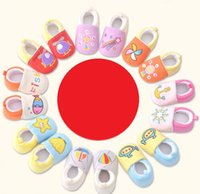 Wholesale baby girl shoe handmade for sale - Group buy 23 style Cute baby winter boots handmade embroidery cartoon INS warm shoes toddler plush cotton prewalker boys girls boots free dhl shipment