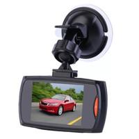 sensores de detecção de veículos venda por atacado-2Ch carro DVR 1080P auto dash câmera gravador de condução de veículos 2.7