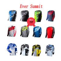 vehicle оптовых-Одежда для велоспорта горный велосипед костюм для езды на велосипеде с длинным рукавом майка самоходная машина снижение скорости мотоцикл гоночный костюм
