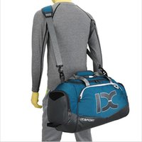 sac polochon multi-poches achat en gros de-40L Voyage Duffel Bag en gros des femmes 2019 avec poche à chaussure grande capacité Sac de voyage étanche Gym Sport Duffel
