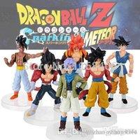 Figurine POP Dragon Ball Z Goku Vegeta Friezer Piccolo Cell Jouet Anime DBZ