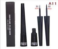 Wholesale Dropshipping M Black Liquid Eyeliner Pen MC Cosmestic Waterproof Eyeliner Long Lasting Cosmetic Eyes Makeup Liquid Eyeliner Pencil