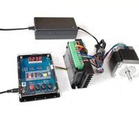 Wholesale lead driver resale online - 1 Nm A lead x mm Stepper Motor TB6600 Driver V Direction Speed Cotroller Kit