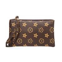 мужские талии пакеты оптовых-Дизайнер роскошные сумки кошельки дизайнер бумажник пакет Мужские сумки печати талии кошелек сумка женский рюкзак телефон деньги сумки