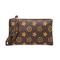 mens telefon poşetleri toptan satış-Tasarımcı lüks çanta çantalar tasarımcı cüzdan Paketi Erkek Haberci Çanta Baskı Bel Cüzdan Çanta Bayan Sırt Çantası Telefon Para Çantaları