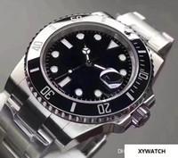 ingrosso banda n-N-v7 mens designer orologi 2836-3135 movimento meccanico automatico vetro zaffiro vetro 316-904 cinturino in acciaio da uomo di lusso orologi