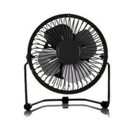 Wholesale used laptops for sale - Mini Portable Metal USB Fan Desk Cooling Fan Quiet Summer Tablet Home Office Use For Computer Laptop PC Plug Play