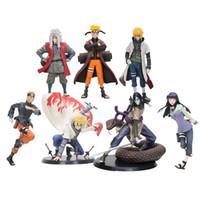 Wholesale minato figure for sale - Group buy 17cm Anime Shippuuden Uzumaki Doll Manpower Namikaze Minato Mode Naruto Pvc Action Figure Model Toys C19041501