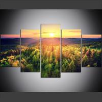 Wholesale Canvas Wall Art Mountains Buy Cheap Canvas Wall Art