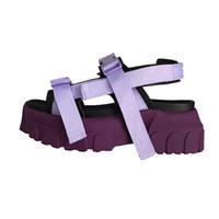 муле засовывают тапочки оптовых-Owen Seak Women Sandals Black Rome Shoes Gladiator Sandals Owen Shoes Mules Clogs Slippers Slides Summer Women