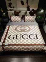 conjuntos de cama venda por atacado-Conjuntos de cama de luxo designer rei ou rainha conjuntos de cama conjuntos de cama 4 pcs consolador de cama de luxo edredons conjuntos