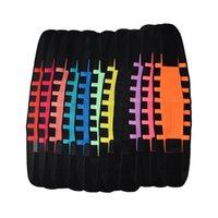 ingrosso schienale inferiore supporto posteriore-Liquidazione! Leggero supporto per la schiena Protector Back Brace Support Belt Elastic Compression Waist Lombare Lower Back # 72294