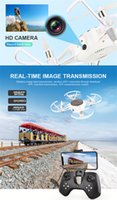 Wholesale mini fpv airplane for sale - Group buy HINST Mini Model Airplane XY Wifi FPV GHz Axis P HD Camera RC Quadcopter The function Is good price good Dec13