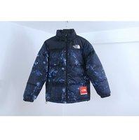 ingrosso stella giù giacca-Mens Piumini parka comune limitata Cavaliere Stella Down Jacket Top Laser Mark ricamo spessore caldo cappotto Outdoor 2019 Nuovo caldo