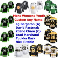 Wholesale bruins rask jersey resale online - 2020 Hockey Fight nCoV Boston Bruins Jerseys Brad Marchand Jersey Patrice Bergeron David Pastrnak Zdeno Chara Tuukka Rask Custom Stitched