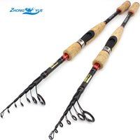Wholesale free bass fishing lures for sale - Group buy m2 m Carbon Spinning Fishing Rod Bass Fishing Tackle Lure Rods Vara De Pesca Stick