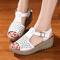Flat Wedge Platform Sandals Australia | New Featured Flat