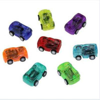 Wholesale mini car set for sale - Group buy Mini Pull Back Cars Toy cm Plastic Car Models Funny Kids Vehicle Car Model Toy Children Wheels Sets Cool Birthday Gift