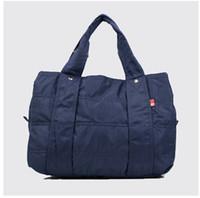 sacs en nylon pour femmes achat en gros de-Haute capacité imperméable Womens sac à main Fashion Lady Nylon Sacs à main OL Momie Sac Femmes Sacs à Bandoulière Casual Totes