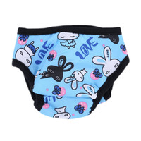 Wholesale male dog diaper small resale online - Female Male Puppy Physiological Pants Dog Shorts Cotton Diaper Pet Underwear For Small Meidium Girl Boy Dogs Shorts