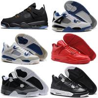 check out 0709d 27c8c New IV Jumpman 4 Outdoor Schuhe Sportschuhe Kaufen 2019 Männer 4s Man  Zapatillas Authentic Replicas