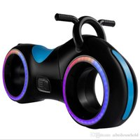мотоцикл с колесом оптовых-3 Модели Без Педали Езды На Велосипеде Езда Скутер Светодиодный Bluetooth Yoyo Car Дети Мотоцикл, 2 Колеса, Игрушка Для Детей Возраст 3