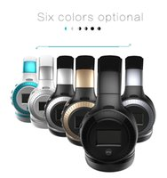 Wholesale micro sd for cell phones for sale - Group buy ZEALOT B19 Bluetooth Headphones Wireless Stereo Earphone Headphone with Mic Headsets Micro SD Card Slot FM Radio For Phone PC