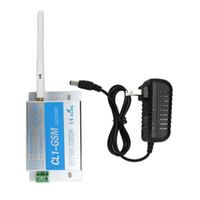 interruptor de botón de apertura de la puerta al por mayor-GSM SMS relé conmutador remoto de llamadas Controlador GSM abridor de puerta para control de la bomba de agua del aparato electrodoméstico de motor del balanceo puerta de NI5L 3