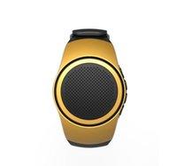 akıllı saat eller serbest toptan satış-Zamanlayıcı ile 2019 B20 akıllı izle zamanlayıcı anti-kayıp alarm müzik spor mini Bluetooth hoparlör desteği TF kart FM radyo hands-free 24-YX