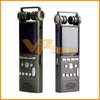 ingrosso prezzi dei registratori vocali-Registratore vocale digitale attivo Voice Registratore professionale da 16 GB, 8 GB, penna USB, registratore di riduzione non-stop, penna di registrazione HD da 100 h