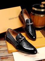 siyah dantel ayakkabıları çizme erkekler toptan satış-Aziz Germain Loafer'lar Siyah Erkekler Moccasins Loafer'lar Dantel Ups Monk Sapanlar Boots Terlik Sürücüler Sandalet Slaytlar Sneakers Elbise Ayakkabıları Çalıştırın