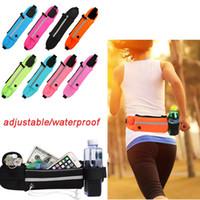 Wholesale wrist smartphone online – Sport Running Bag Wrist Waterproof Pouch smartphone Case For samsung galaxy S10 s9 s8 note j5 j6 j7 A3 a5 a7 A8 A9