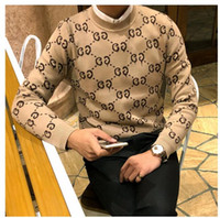 ingrosso inverno maglie a maglia-2019ss new fashion hoodie Donna uomo G-letters Felpe con cappuccio Felpe maglia maglione con cappuccio sciolto autunno inverno Superstar Hip Hop uomini