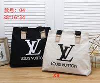 Wholesale glitter canvas tote bags resale online - 2019 Designer Handbags High Quality Tote Wallet Brand Name Shoulder Bag Messenger Bag Fashion Vintage Leather C010
