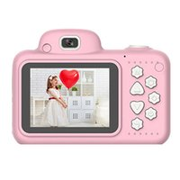 Wholesale high definition electronics resale online - New Hot Inch Screen Kids Camera Cute Cartoon Digital Cameras Camcorder High Definition Children