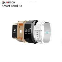 spy watch оптовых-JAKCOM B3 Smart Watch горячие продажи в смарт-часы, как тайский шпион спорт кубок каратэ телефон