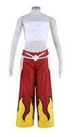 Wholesale fairy tail erza scarlet cosplay for sale - Group buy Fairy Tail Erza Scarlet Cosplay Costume Fight Outfit