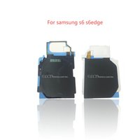 Wholesale samsung ic chip resale online - 20PCS Wireless charging charger receiver IC Chip NFC flex cable for Samsung Galaxy S6 g920 S6 edge G925