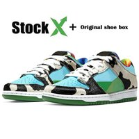 Wholesale off white resale online - Top Quality SB DUNK Low Designer Authentic Skateboard Sneakers Safari Chunky Dunky Mens Womens White off Running Shoes Size