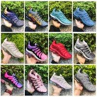 förderung golf großhandel-Promotion TN Plus-Mann-Lauf Schuhe GRAPE Helle purpurnen Hyper-Regenbogen-Männer Volt Wolf Grau Tns Sport Sneakers Chaussures