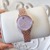 relógios de quartzo relógios venda por atacado-2018 preço de atacado marca de moda mulheres dress watch relojes de marca mujer marca Milan cinto de luxo senhora relógio de pulso clássico de quartzo navio livre