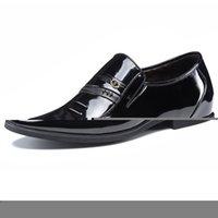 zapatos especiales aumentan la altura al por mayor-Zapatos de propósito especial Zapatos para aumentar la altura - Negro