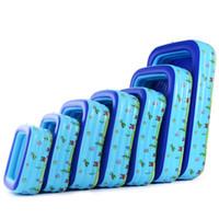 piscinas de plástico para crianças venda por atacado-Adulto Infantil Piscina Inflável Criança Oceano Piscina Plus Size Grande Plástico Crianças Crianças Piscinas Eco-friendly