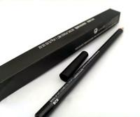 lápis de olho de caixa venda por atacado-Cor preta profissional do Smolder do lápis do olho cosmético com a caixa 1.45g fácil de vestir a composição do lápis de olho