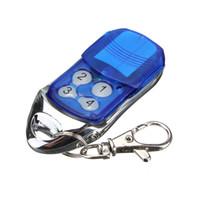 Wholesale ata remotes resale online - 4 Button MHz Transmitter Garage Gate Door Remote Control For ATA PTX4 car