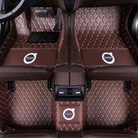 коврики volvo оптовых-Применимо к Volvo XC60 2009-2019 автомобилей класса люкс в окружении износостойких ковровых ковриков