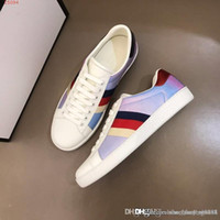 Wholesale korean rubber shoes sports resale online - Sneakers Super Star Men Sport Casual Shoes Fashion stripe color matching Low help Korean trend casual shoes